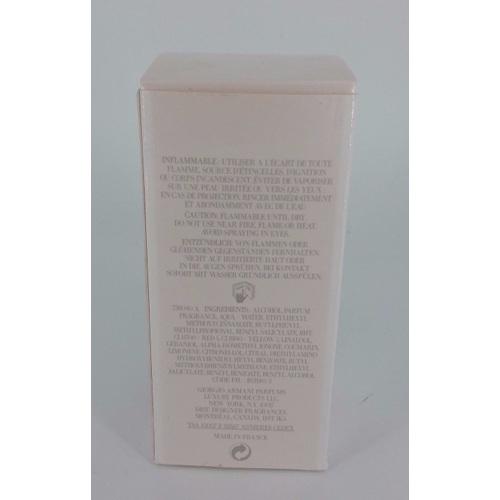 874b0360aca ... Armani Mania Perfume GIORGIO ARMANI 1.7 oz 50 ml EDP Eau de Parfum  Spray Women 3360372089872