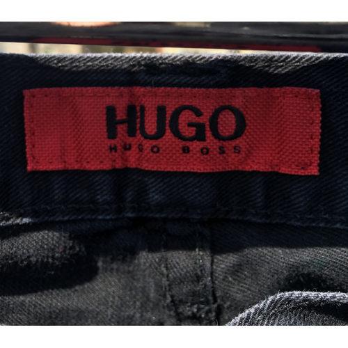 hugo boss label