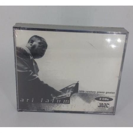 ART TATUM: 20th Century Piano Genius 2-CD Set 39 Tracks 717794458442