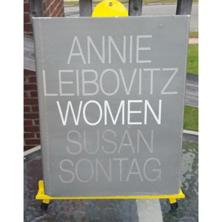 Annie Leibovitz WOMEN Portraits Of Women Susan Sontag