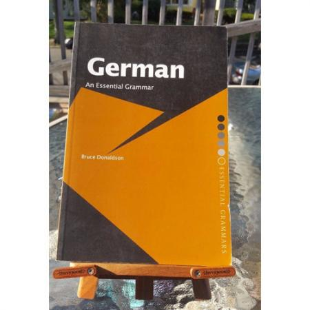 German Essential Grammars: by Bruce Donaldson (2006, Paperback)9780415366021