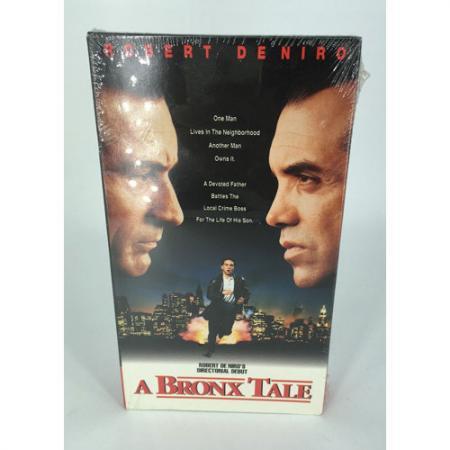 A Bronx Tale (VHS, 1994) 0026359095436