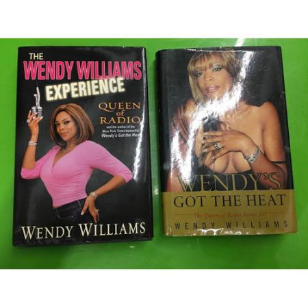 Wendy's Got The Heat; Wendy Williams Experience; 1st Edition