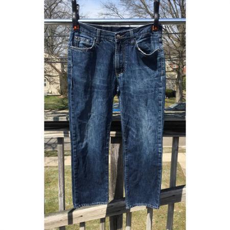 Versace collection Denim jeans cotton size 32