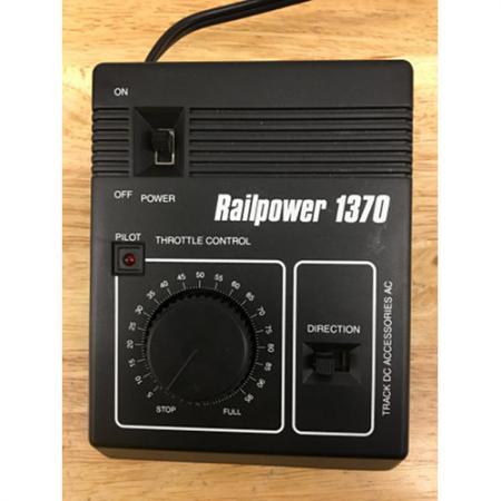 Model Rectifier Corporation Railpower 1370 Power Pack