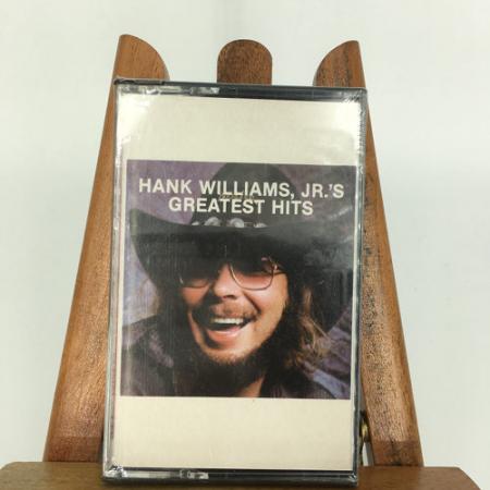 hank william jr's greatest hits cassette