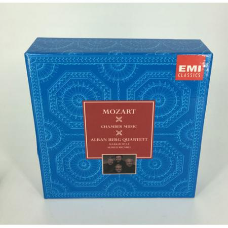 Mozart Chamber Music by Alban Berg Quartet Boxed Set CD 724358558128