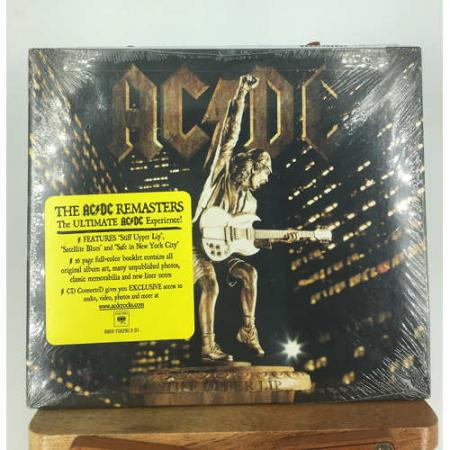 ACDC - Stiff Upper Lip [Remastered] CD886970829021