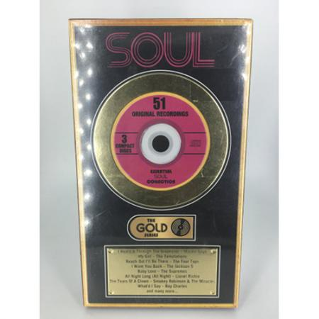 Soul The Gold Series Compilation Essential Soul Collector Box Set 779836929921