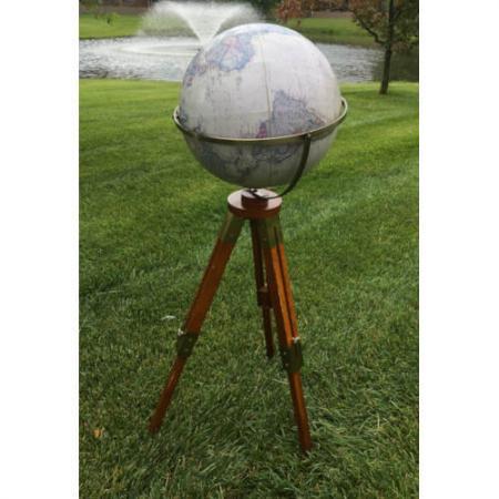 national geographic eaton lll tripod globe