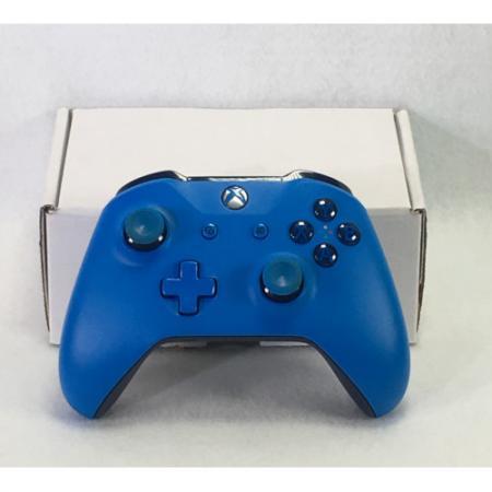microsoft xbox one wireless blue