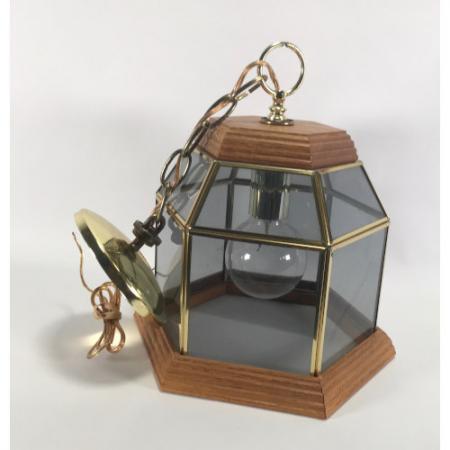 Underwriters laboratories Incandescent fixture Mid Century hanging / Chandelier Light